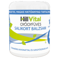 HillVital Salikort balzsam 250 ml